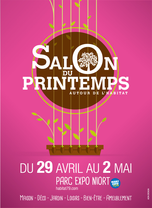 Salon du printemps niort une initiative de - Salon de l habitat poitiers ...