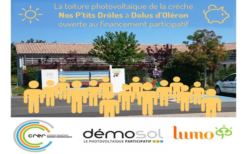 Dolus d'Oléron : premier projet solaire participatif DémoSol en (...)