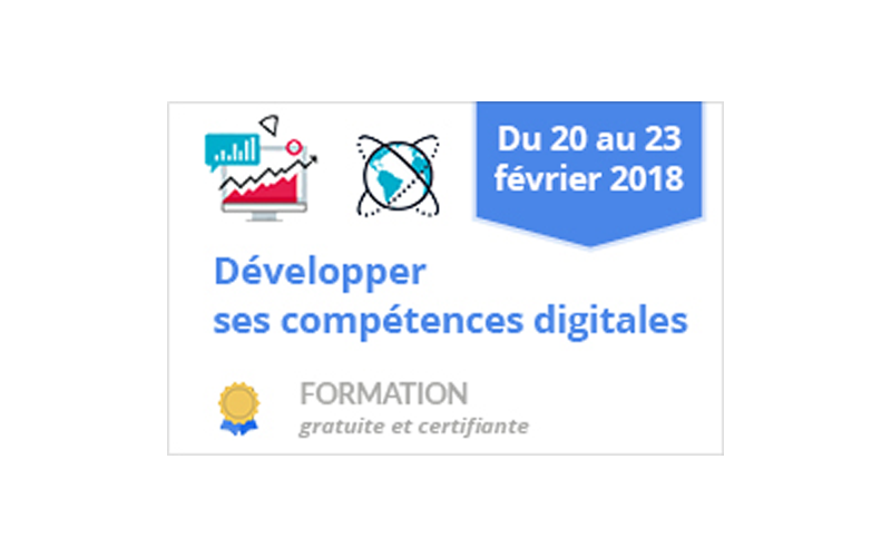 L'Université de La Rochelle organise une formation Google Digital (...)