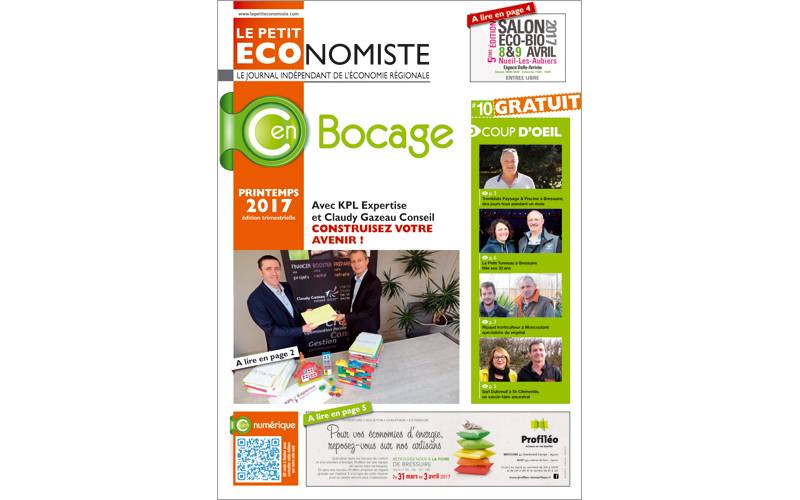 Journal C en Bocage printemps 2017