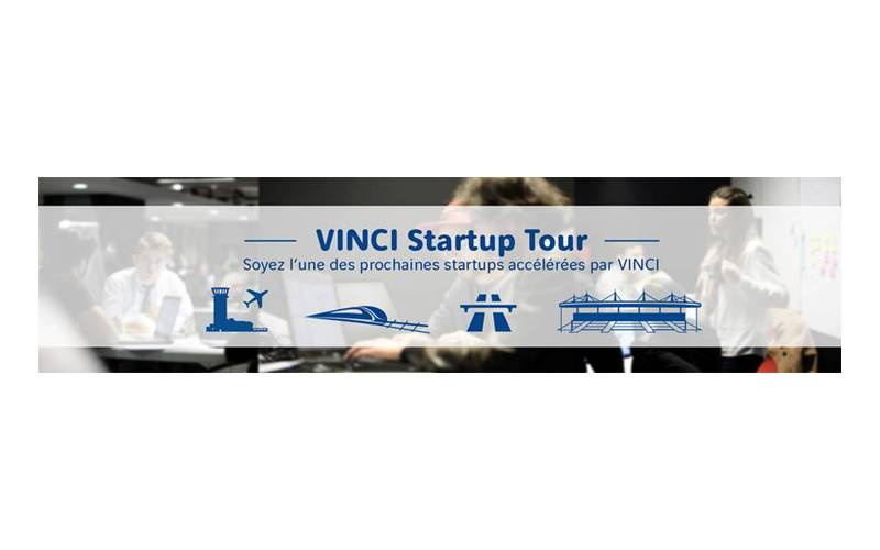 Participez au Vinci Start'up Tour