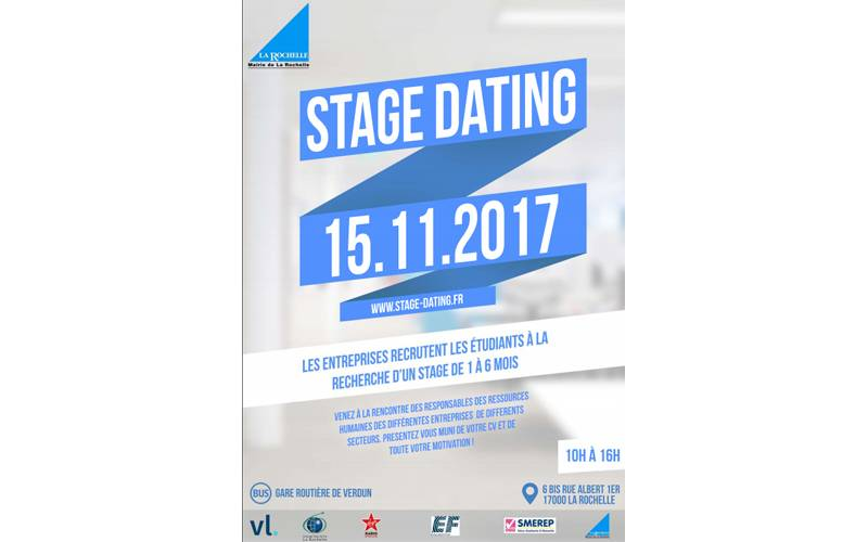 1er stage dating à La Rochelle le 15 novembre