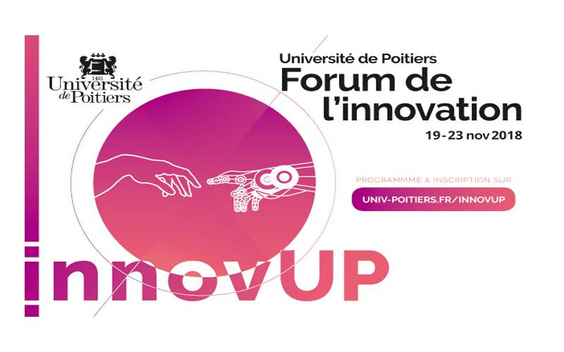 L'université de Poitiers organise InnovUP, le forum de l'innovation (...)