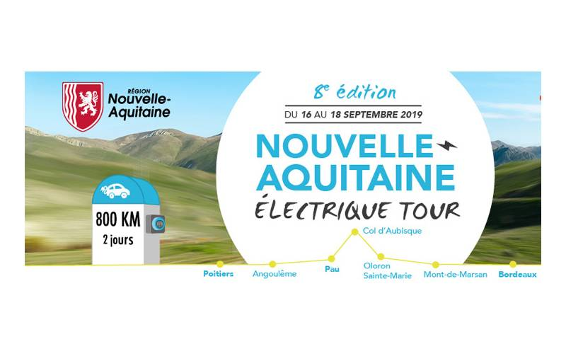 Nouvelle-Aquitaine Electric Tour en grand format