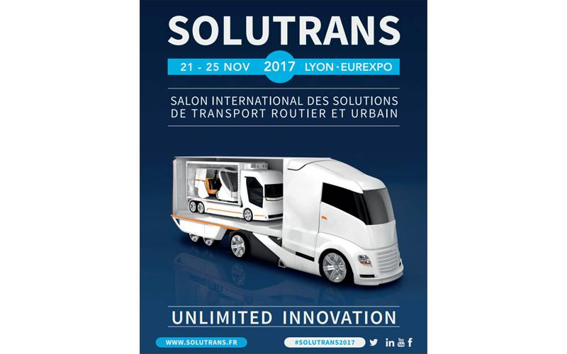 Solutrans, salon international du transport, 20 entreprises de (...)