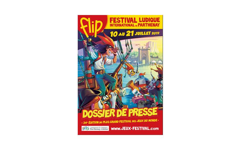 Festival ludique international de Parthenay
