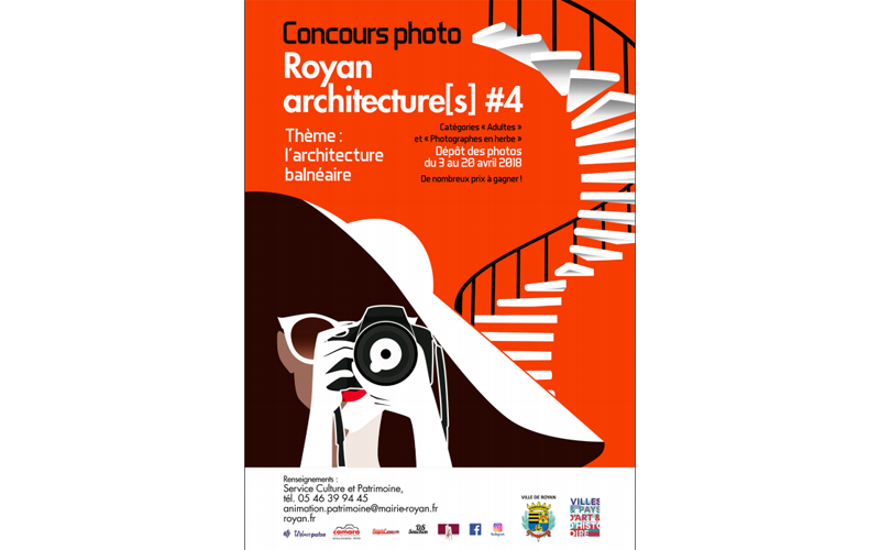 Concours photo Royan architecture