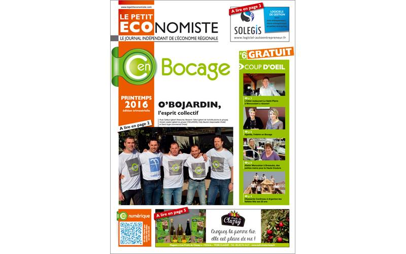 Journal C en Bocage printemps 2016