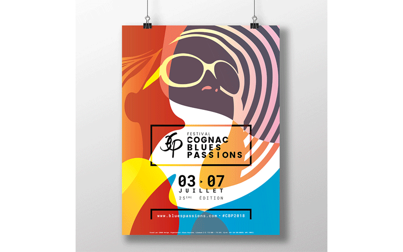 Cognac Blues Passion 25e édition
