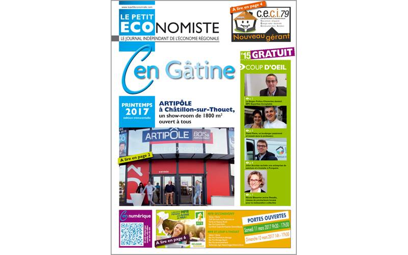 Journal C en Gâtine du printemps 2017